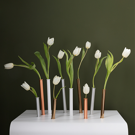 STEM Angled Vase Trio