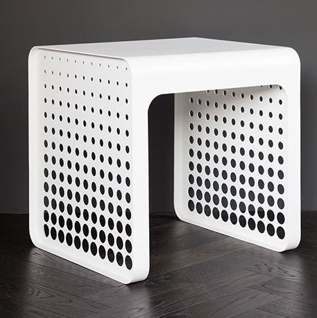 PUNCHed Side Table
