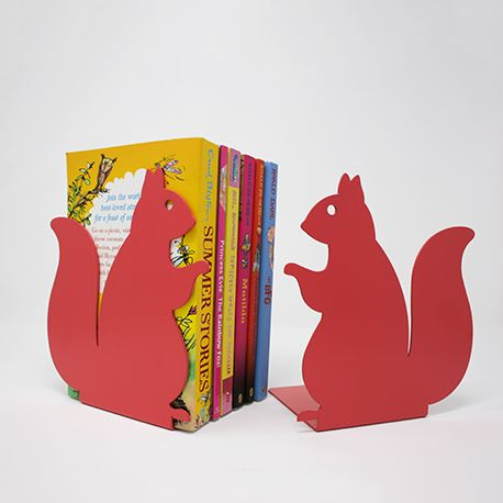 Bookend Woodland Squirrel